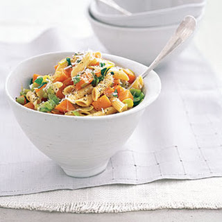 Pasta With Sweet Potatoes And Leeks Recipes