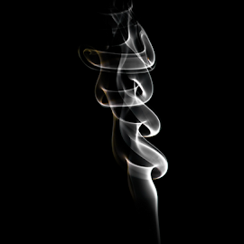 smoke trail by Gregg Pratt - Abstract Patterns ( smoke trail )