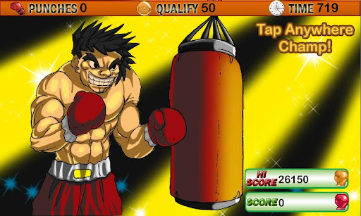 Android Boxing Droid