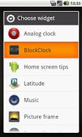Screenshot of 6DOT7 BLOCK CLOCK LITE
