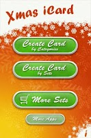 Screenshot of Xmas iCard Addon: Backgrounds