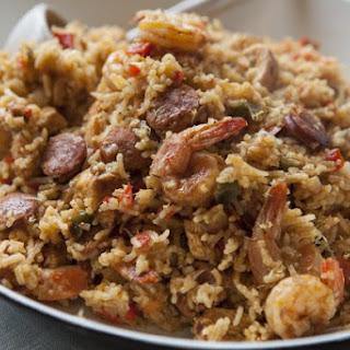 Shrimp And Oyster Jambalaya Recipes