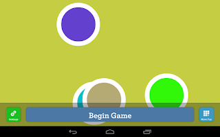 Screenshot of Color Dots - Infant & Baby App