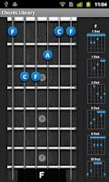 Screenshot of Ultimate Guitar Chords