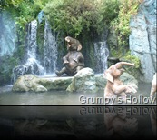 Jungle Cruise:  Elephant Grotto
