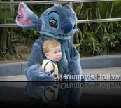 Billy with Stitch