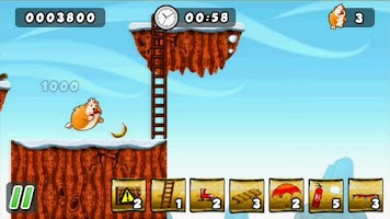 Screenshot of Crazy Hamster Free