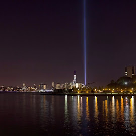 9/11 Anniversary skyline by Jëff Mürray - Travel Locations Landmarks