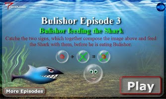 Screenshot of Bulishor feeding the Shark Ep3
