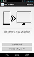 Screenshot of ADB Wireless (no-root)