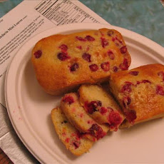Lennie's Cranberry Mandarin Mini Loaves