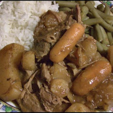 Easy Crock Pot Pot Roast