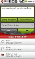 Screenshot of TTYL