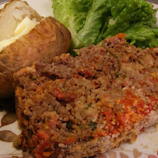 Lean Mean Meatloaf
