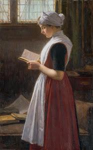 RIJKS: Nicolaas van der Waay: painting 1910
