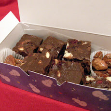 Holiday Truffle Fudge