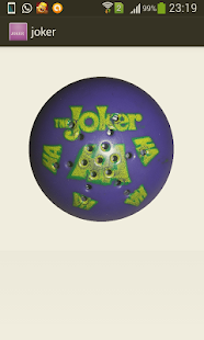 Laughing Joker - screenshot