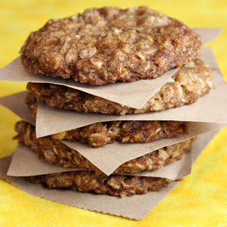 Paper Bag Oatmeal Cookies