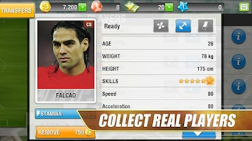 Screenshot of Real Soccer 2013