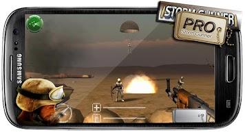 Screenshot of Storm Gunner PRO