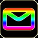 Rainbow SMS Popup