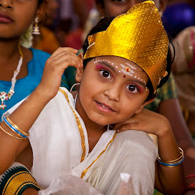 God by Rajeev Ganesan - Babies & Children Child Portraits ( icat, children, festival, muruga, tamil new year, rajeev )