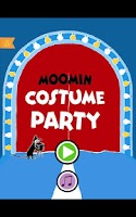Screenshot of Moomin Costume Party