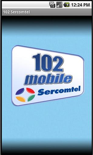 102 Mobile Sercomtel