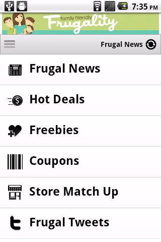 【免費生活App】Friendly Family Frugality-APP點子