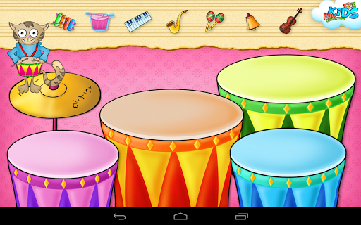 123 Kids Fun MUSIC - screenshot