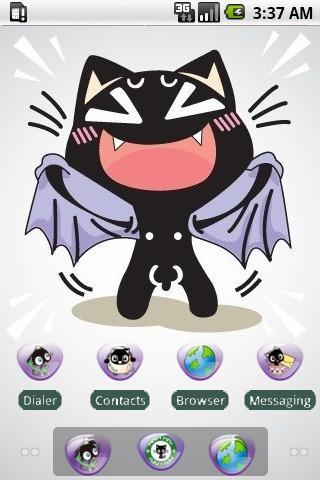 Blacky Vampire [SQTheme] ADW