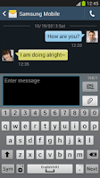 Screenshot of Samsung keyboard Note 3/10.1