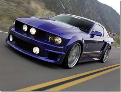 2005 Shelby WCC Mustang (1)