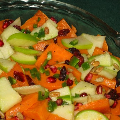 Sweet Potato Holiday Salad