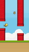 Screenshot of Flappy Bee - Endless Bird Run