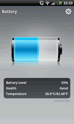 玩免費工具APP|下載バッテリー - Battery app不用錢|硬是要APP