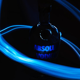 Vodka by Nicholas Yuen - Abstract Light Painting ( #vodka #light #painting #lightpainting )