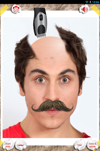 App Make Me Bald APK for Windows Phone