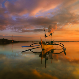 morning colors by Nghcui Agustina - Landscapes Sunsets & Sunrises
