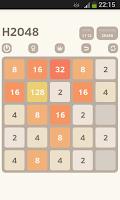 Screenshot of 2048 Hyperdimensional (5x5)