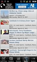 Screenshot of St. Louis Local News