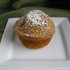 Bailey's Irish Cream and Coffee Muffins