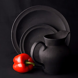 Hint of color by Rakesh Syal - Artistic Objects Still Life