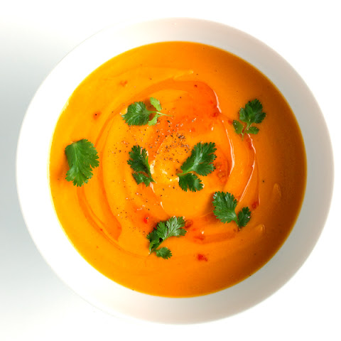 Carrot-Coconut Soup