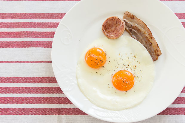 Perfect Sunny Side Up Eggs Recipe | Yummly