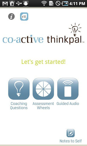 Co-Active ThinkPal Beta