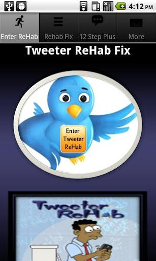 ReHab Tweeter