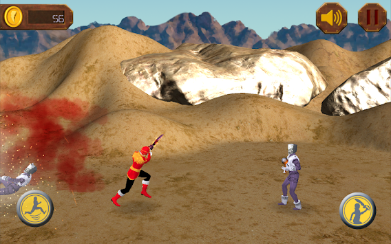 פאוור ריינג'רס Power Rangers apk screenshot