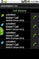 Screenshot of Globe7