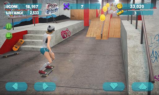 Street Skater 3D: 2 FULL - screenshot